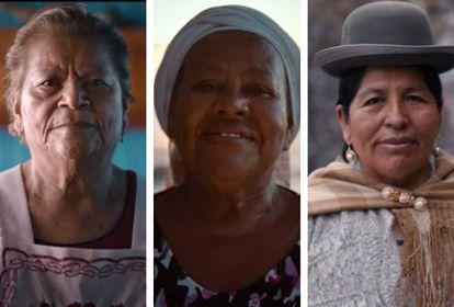 Algumas das protagonistas de 'Street Food América Latina'.