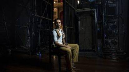 Filipe Moreira, primeiro bailarino do Theatro Municipal do Rio de Janeiro