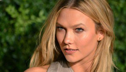 A modelo Karlie Kloss.