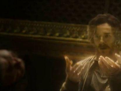 Marvel lança trailer de 'Doutor Estranho'