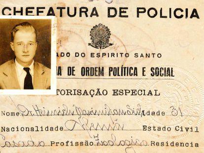 A saga de um cientista alemão preso no Brasil durante a Segunda Guerra
