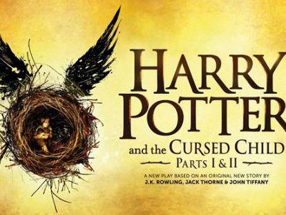 Cartaz da oitava parte de 'Harry Potter'.
