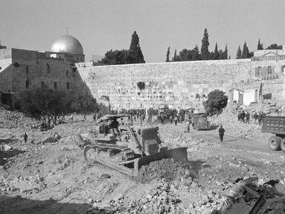 A interminável ocupação israelense na Palestina: 50 anos sem paz ou território