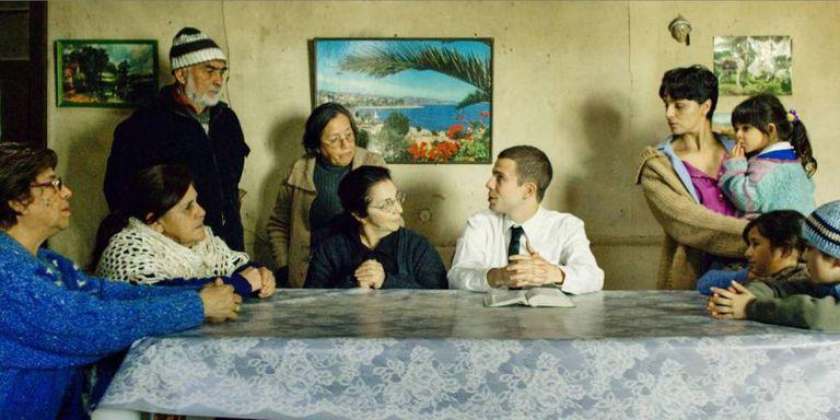 Cena do filme 'Cabras de medra', de Gonzalo Justiniano.