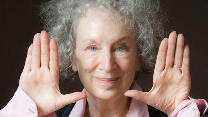 A escritora Margaret Atwood, autora de 'O conto da aia'.