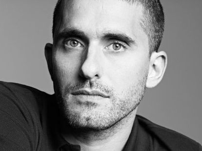 O diretor de criação da Lacoste, Felipe Oliveira Baptista.
