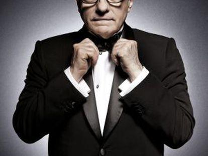 O cineasta Martin Scorsese.