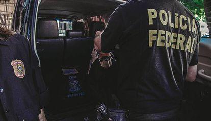 Polícia Federal sediou gravações do filme.