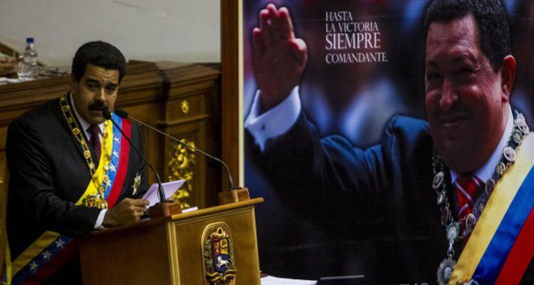 Maduro, em seu discurso anual na Assembleia.