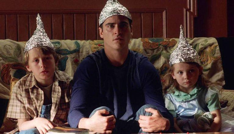 Imagem do filme 'Sinais'.