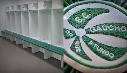 Jogadores do Gaúcho, de Passo Fundo, foram demitidos após vazamento de vídeo sexual.