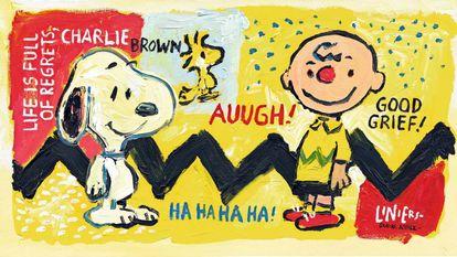 A volta de Charlie Brown e Snoopy