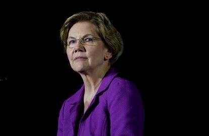 A senadora e ex-candidata a presidente Elizabeth Warren.