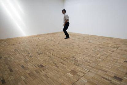 Obra 'Chão', de José Bento.