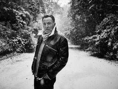 Bruce Springsteen em 'Letter to You'.