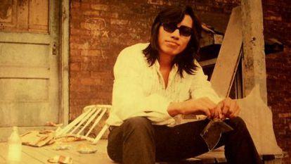 Sixto Rodriguez em uma imagem de arquivo.