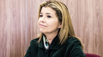 Isabel Cristina Vieira, procuradora da Lava Jato