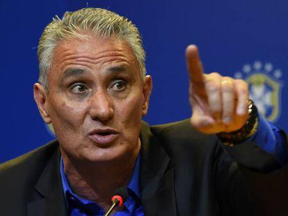 Tite convocou a seleção para amistosos contra Rússia e Alemanha.