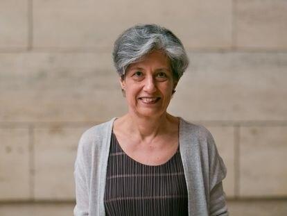 Teresa Caldeira em uma imagem de arquivo de 2015.