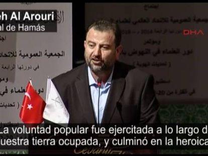 Um líder do Hamas reconhece o sequestro dos três jovens israelenses.