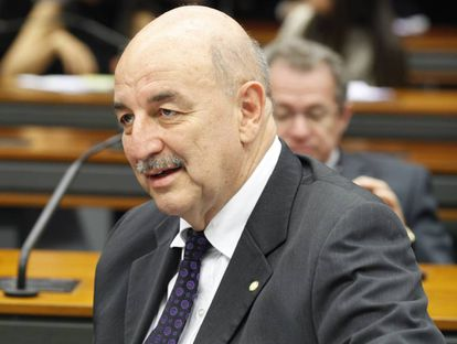 O ministro Osmar Terra.