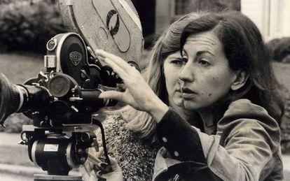 Helena Solberg, única cineasta mulher do Cinema Novo