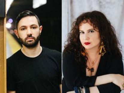 Alex Dimitrov e Dorothea Lasky.