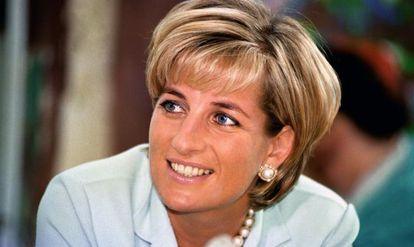 Diana, princesa de Gales.