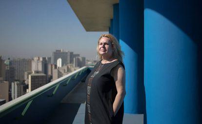 Gretta Salgado Silveira, de 63 anos.