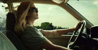 Rosamund Pike em 'Garota Exemplar'.