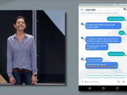 Allo, o novo aplicativo de mensagens do Google.