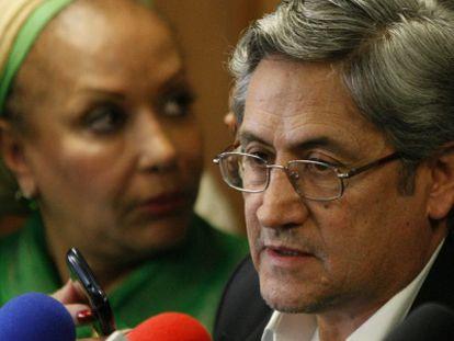 Germán Roncancio anuncia conversa entre o governo e o movimento ELN.
