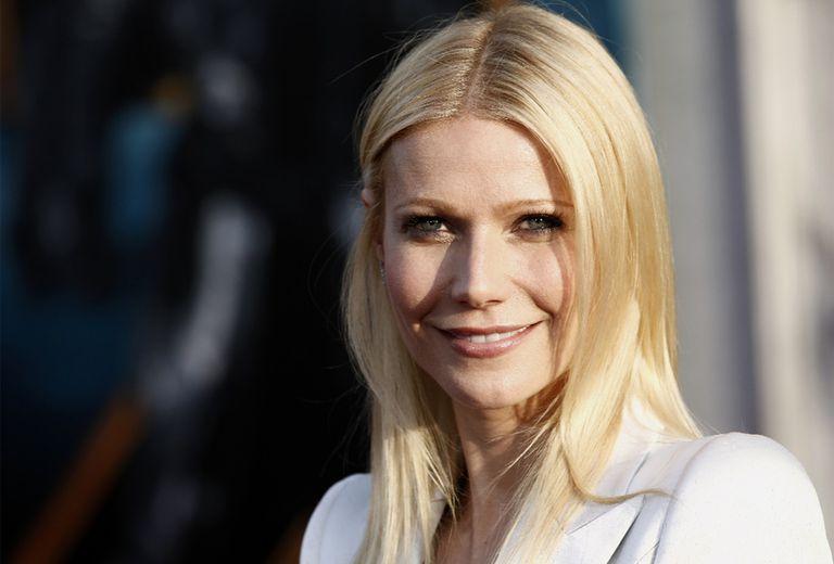 A atriz Gwyneth Paltrow.