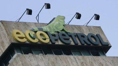 Fachada da petroleira estatal colombiana Ecopetrol.