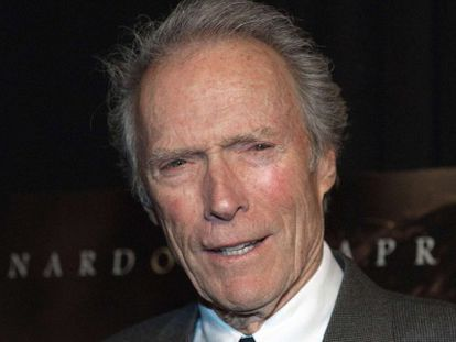 Clint Eastwood, em uma foto de 2012.