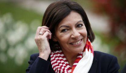Anne Hildalgo, futura Prefeitura de Paris.