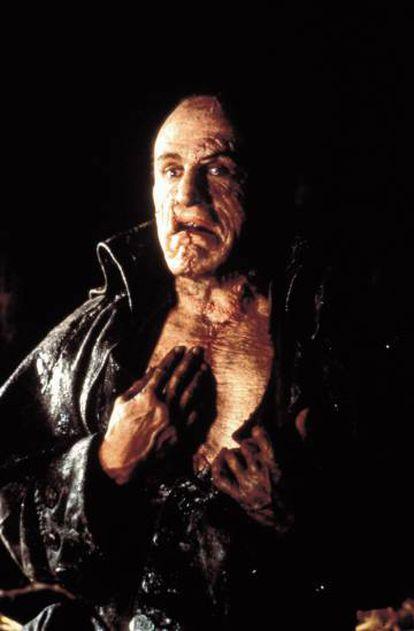 Robert de Niro em 'Frankenstein de Mary Shelley', dirigido por Kenneth Branagh