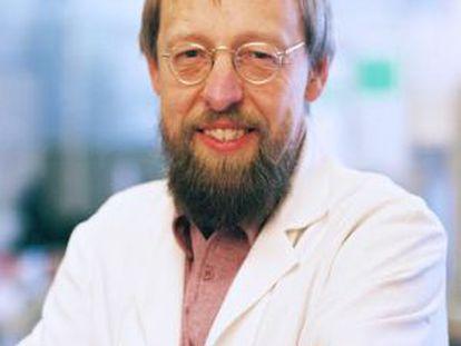Kurt Straif, coordenador do estudo da OMS que relaciona a carne processada com o câncer.
