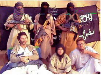 Os espanhóis Albert Vilalta, Alicia Gámez e Roque Pascual, cooperantes, foram sequestrados em 2010 na Mauritânia. Foram libertados depois de 268 dias.