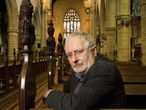 O escritor e professor Terry Eagleton.
