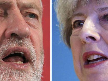 Boca de urna: May ganha, mas perde maioria absoluta no Reino Unido