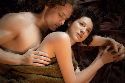'Outlander' tem as cenas de sexo mais aplaudidas da televisão.