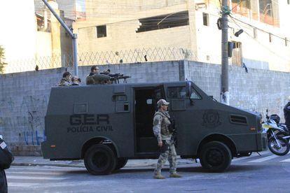 Operação policial na Cracolândia no Centro de São Paulo (SP)/Willian Moreira/Futura Press/Folhapress)