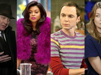 Quais séries de televisão foram renovadas ou canceladas?