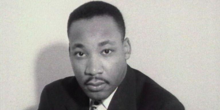 Imagem do documentário 'MLK/FBI', de Sam Pollard.