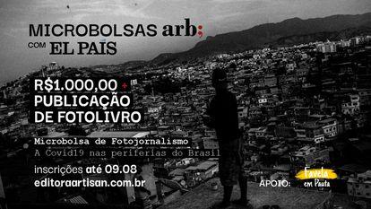 O convite é feito em conjunto com a editora Artisan Raw Books e com o apoio do Favela em Pauta. Inscrições vão até o dia 9 de agosto