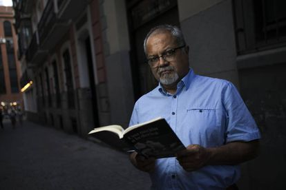 Tulio Hernández, escritor e jornalista venezuelano na Espanha.