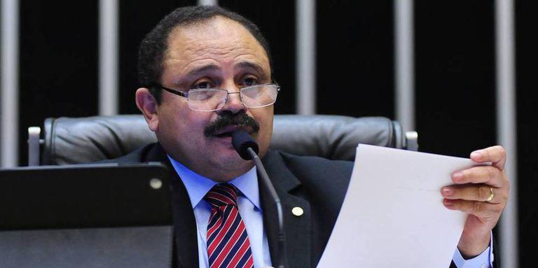 O deputado Waldir Maranhão, presidente interino da Câmara