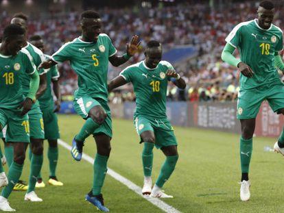 Senegal mostrou não só irreverência, mas também bom futebol na Copa.