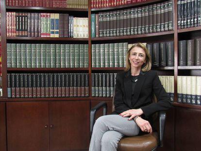 A advogada Angela Vidal Gandra Martins.